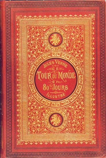 Original French edition book-cover