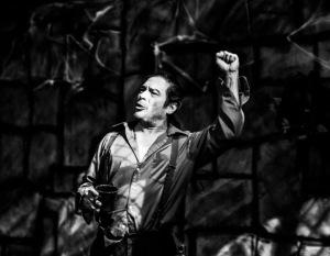 """Rodney Garza in """"The Scar"""" by Jorge Diaz"""