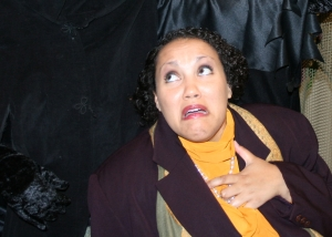 Ariana Cook as Ebony Scrooge
