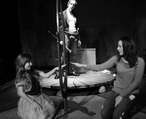 ON THE EVE: Tara Magill, Greg Lush, Martha Harms