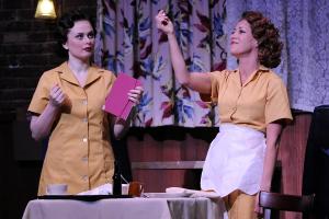 MOST HAPPY FELLA: Amber Nicole Guest, Catherine Carpenter Cox