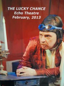 Bradley Campbell as Sir Feeble Fainwood