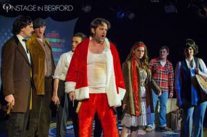 Mike Hathaway in ASSASSINS at Onstage in Bedford