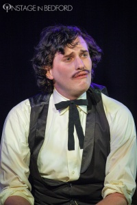 Nick Moore as John Wilkes Booth