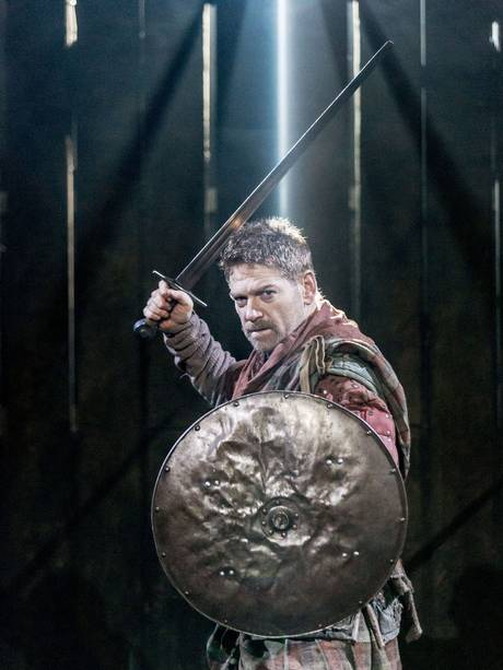 Sir Kenneth Branagh as Macbeth
