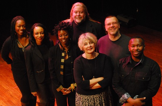 Playwrights represented  at the 12th Annual New Play Competition