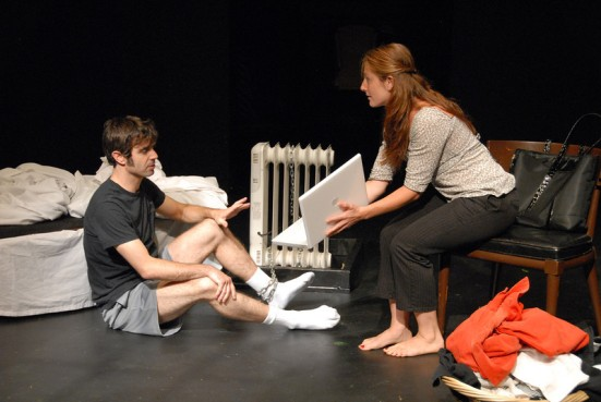 "From ""Dirty Laundry"" in 2010: Production of RING AROUND THE COLLAR by Shanee Edwards"