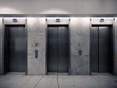 """The scene of an """"elevator play""""?"""