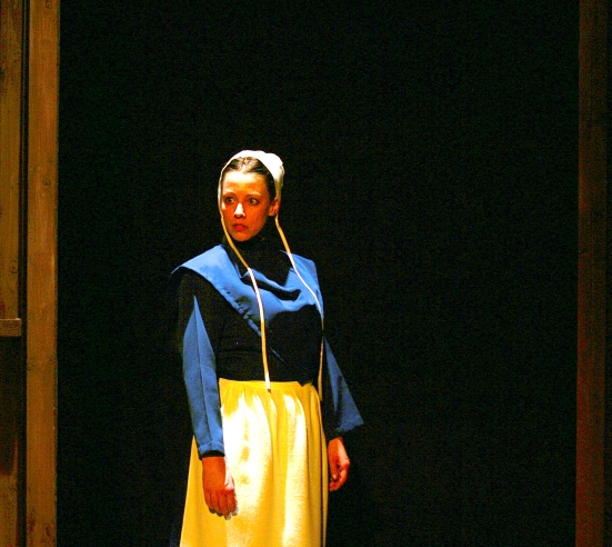 Katherine M. Tanner in The Amish Project