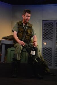 Pat Watson as Sgt. Cokes