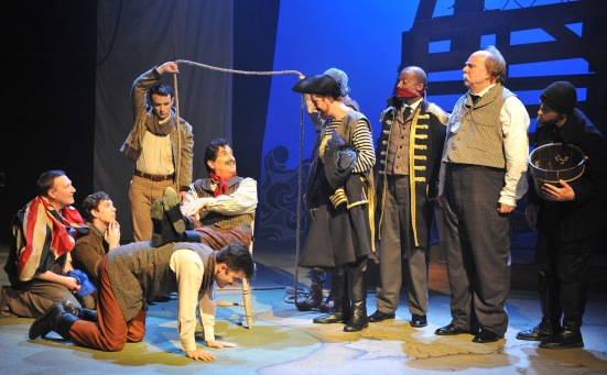 Peter and the Starcatcher, directed by Michael Jones
