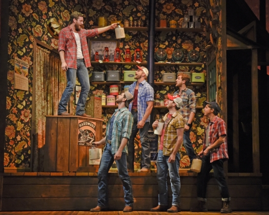MOONSHINE: That Hee Haw Musical