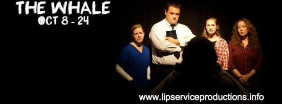 "Cast of Samuel D. Hunter's"" The Whale"": N. Texas premiere at L.I.P. Service Productions"