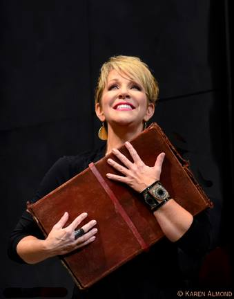 Joyce DiDonato as Arden Scott in Great Scott