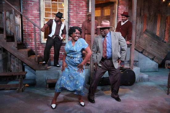 SEVEN GUITARS by August Wilson, directed by William (Bill) Earl Ray