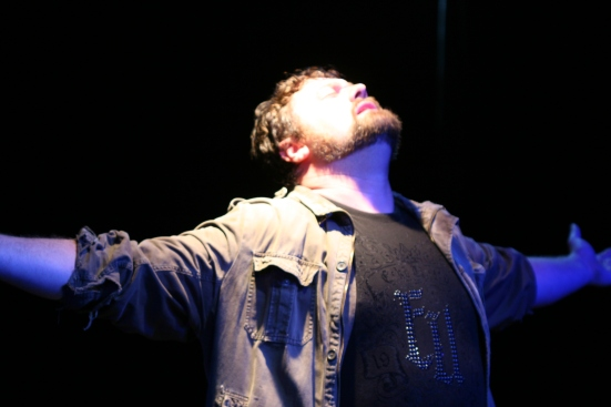 R.Andrew Aguilar in THE GOOD THIEF by Conor McPherson