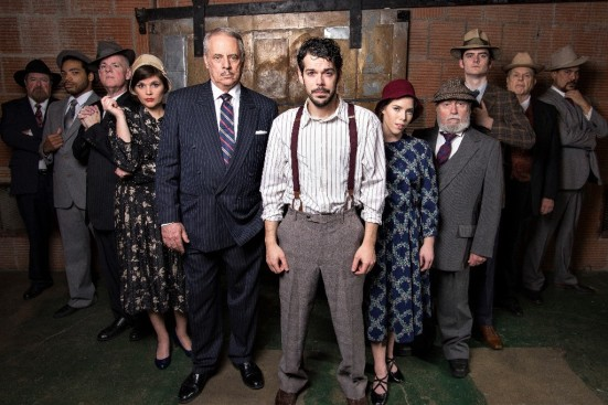 the cradle will rock review theatre essay • the cradle will rock • a tribute to shirley herz plus york theatre company artistic director james morgan talks about the company's move to musicals and the poster puzzle that stephen.